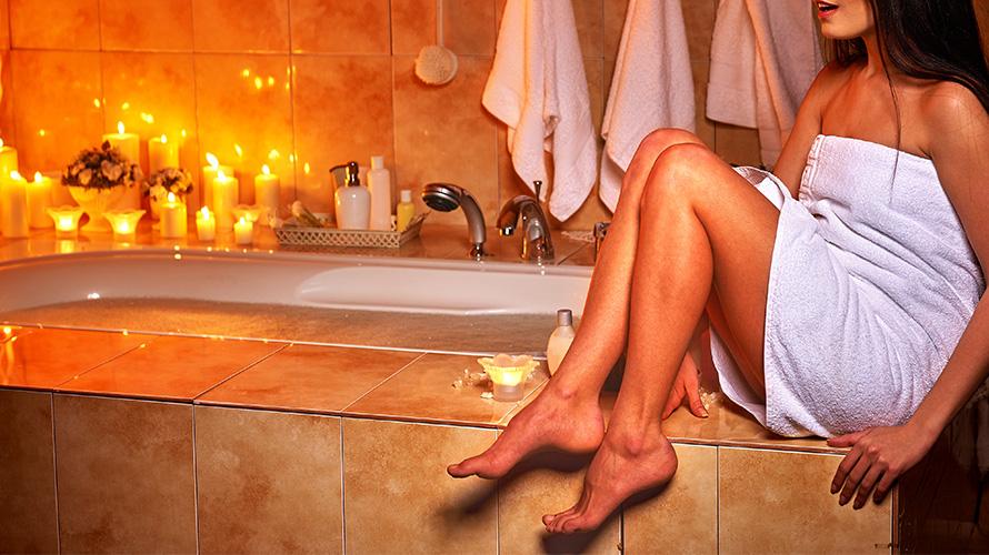 夏におすすめ!風俗エステの洗体サービス