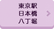 東京駅・日本橋・八丁堀